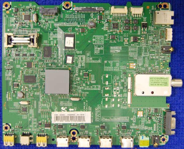 Main Board BN94-04465C (BN41-01660A) от телевизора Samsung UE40D5500RW