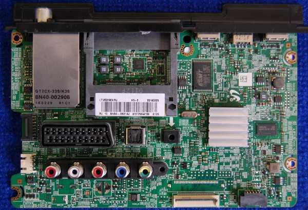 Main Board BN41-02098B (BN94-09314J) от телевизора Samsung LT32E310EX