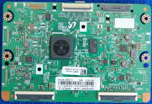 T-con Board BN41-02481A BN95-03521A BN97-11524A от телевизора Samsung UE40J6240AU