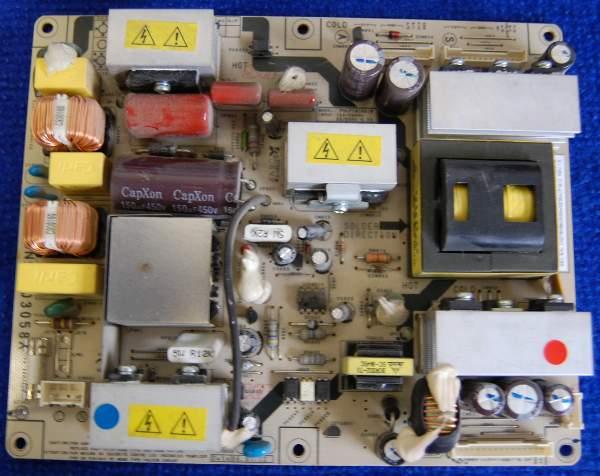 Power Supply Board BN96-03058A от телевизора Samsung LE26R71B