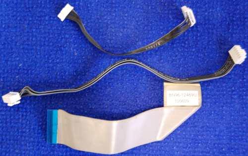 Шлейф BN96-12469U от телевизора Samsung LE26C350D1W