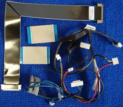 Шлейф BN96-17116F от телевизора Samsung UE40D5500RW, UE40D5000PW