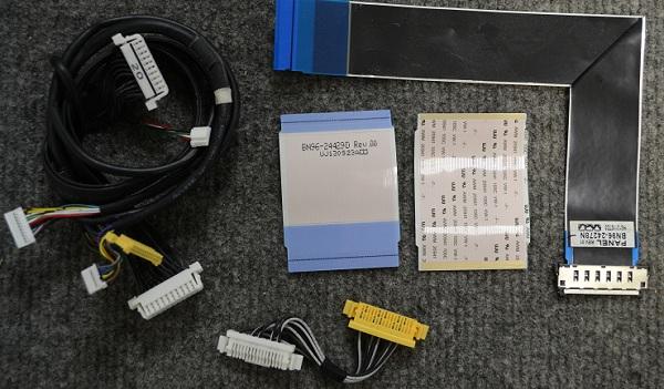 Шлейф BN96-24278N / BN96-24429D от Samsung UE40F6800AB