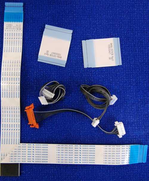 Шлейф BN96-27044N от телевизора Samsung UE40J5120AU, UE40J5100AU