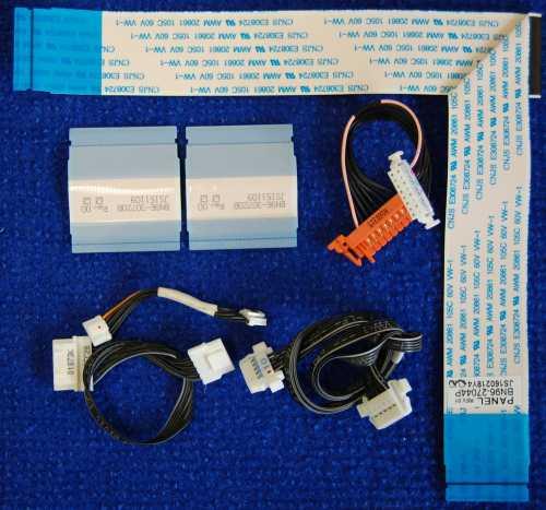 Шлейф BN96-27044P от телевизора Samsung LT32E310EX
