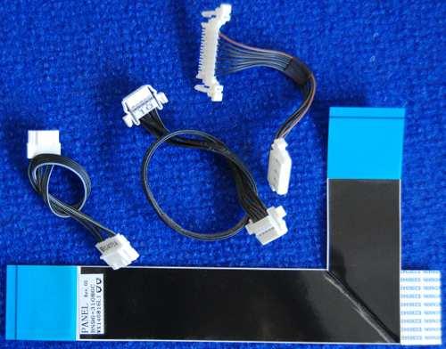 Шлейф BN96-31086C от телевизора Samsung T28D310EX (LT28D310)