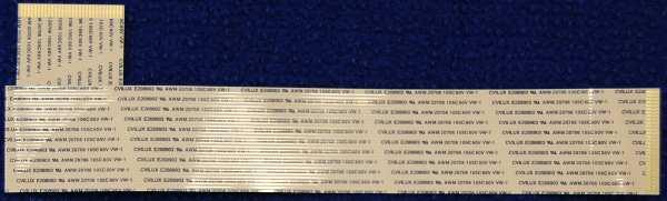 Шлейф BN96-31086R от телевизора Samsung UE40H4203AK