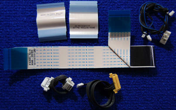 Шлейф BN96-33236X от телевизора Samsung UE48H5203AK