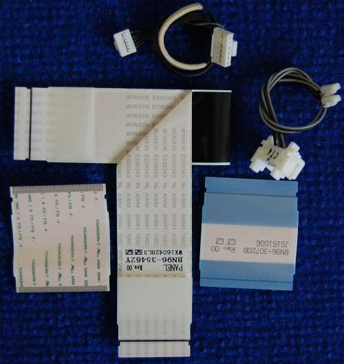 Шлейф BN96-35462Y от телевизора Samsung UE32J5000AK