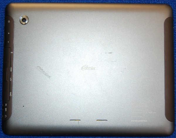 Задняя крышка корпуса от планшета Ritmix RMD-1055