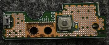 Плата с кнопкой включения CHIP REV:2.1 от Lenovo IdeaPad S500 Touch