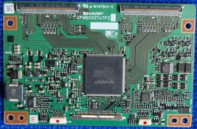 T-con Board CPWBX3374TPZ E
