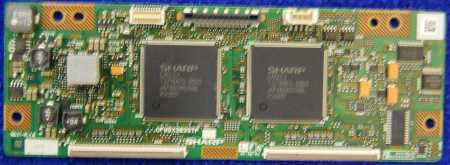 T-con Board CPWBX3830TP от телевизора Sharp LC-32X20RU