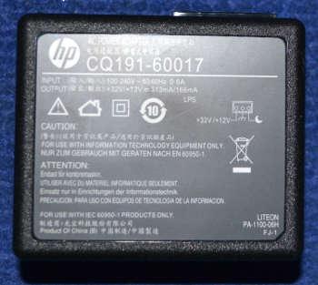 Блок питания CQ191-60017 32V/12V 0.6A HP
