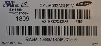 CY-JM032AGLR1V