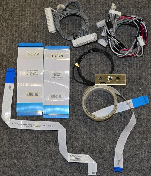 Шлейф 750.00Y02.0011 / 750.00X03.0011 от Sony KDL-50W808C