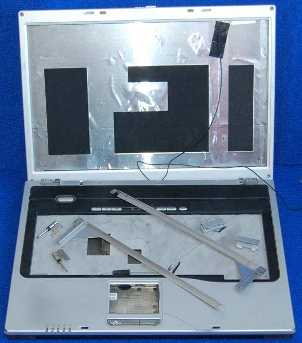 Корпус 8000DX от ноутбука iMango 8000DX