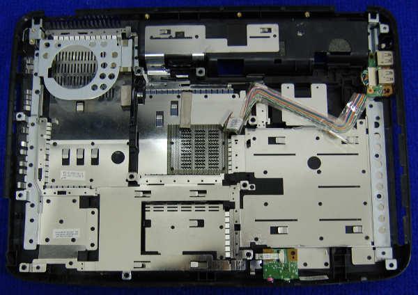 Корпус (нижняя часть) от ноутбука Acer Aspire 4315