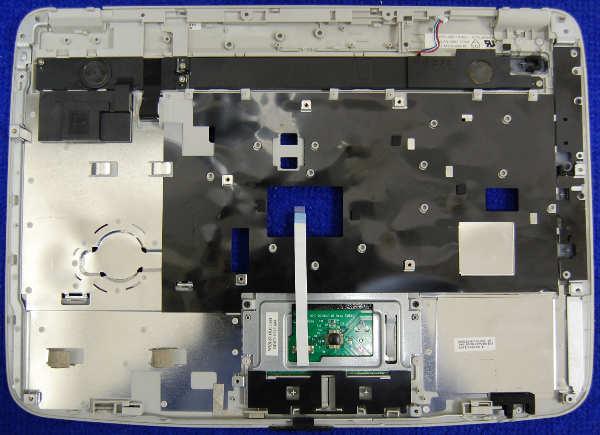 Корпус (средняя часть с тачпадом) от ноутбука Acer Aspire 4315