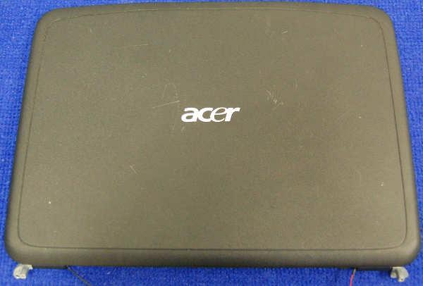 Корпус (верхняя часть с петлями) от ноутбука Acer Aspire 4315