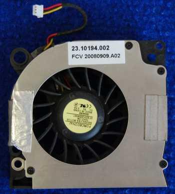 Вентилятор DC28A000J0L 23.10194.002 от ноутбука eMachines D620