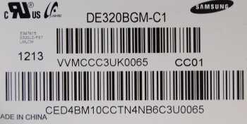 DE320BGM-C1