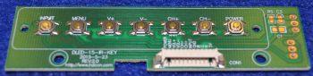 Button Board DLED-15-IR-KEY от Erisson 32LES78T2W