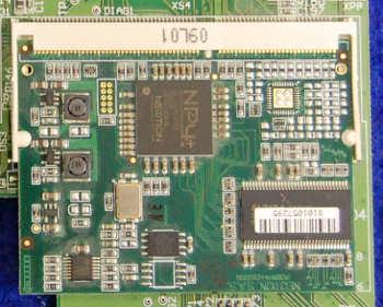 Криптомодуль DRE от ресивера GS-8300N