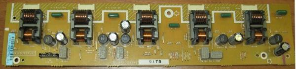 Inverter Board DUNTKD282WE0175 QPWBFD282WJN2 от Sharp LC20SH2E