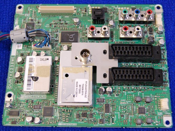 Main AV Board DUNTKE238WE от телевизора Sharp LC-37XL8RU