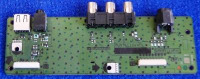 Side AV Board DUNTKE306WE от телевизора Sharp LC-37XL8RU