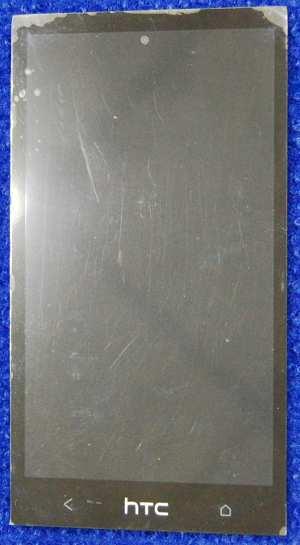 Дисплей для HTC Desire 601 в сборе с тачскрином