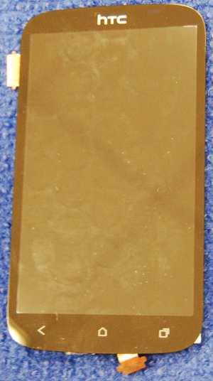 Дисплей для HTC Desire X в сборе с тачскрином