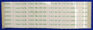 Шлейф E129545 EUNSUNG AWM 20861 от телевизора LG 32LM580S