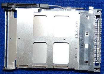 PCMCIA Board E162822 от ноутбука