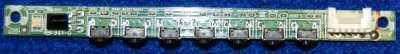 IR Button Board 35016976 REV-01 (E239218) от телевизора Supra STV-LC3274OWL