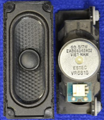 Динамик EAB64048402 от LG 43LH570V