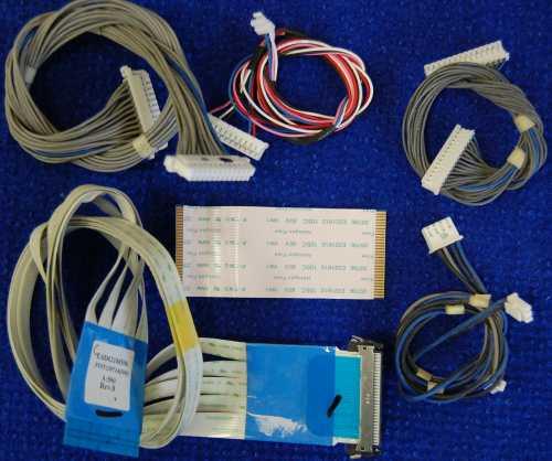 Шлейф EAD62108506 от телевизора LG 32LS3510-ZB