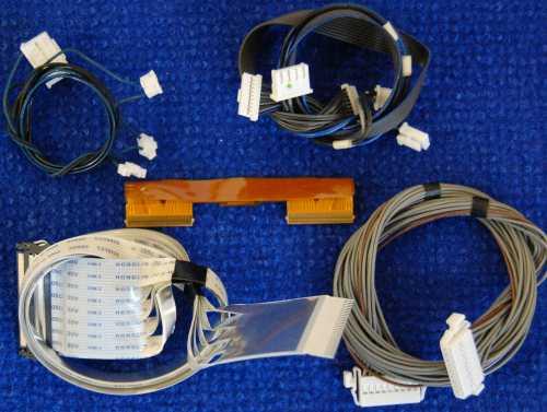 Шлейф EAD6269701 от телевизора LG 32LY310C