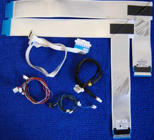 Шлейф EAD63525718 от телевизора LG 43UH671V
