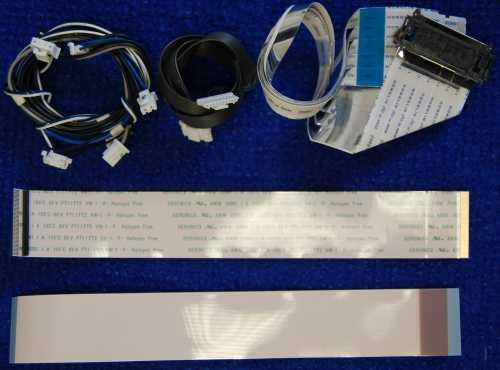 Шлейф EAD63990507 от телевизора LG 43LJ515V