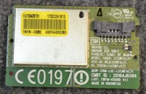 Wi-Fi Module EAT63435701 от LG 32LJ600U