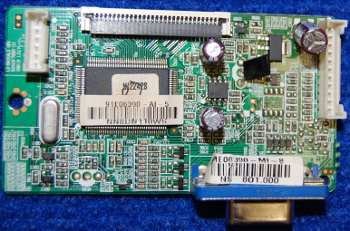 Main Board EAX43179301 (2) от монитора LG-W2242S