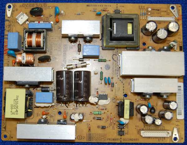 Power Supply Board EAX62106803/1 от телевизора LG