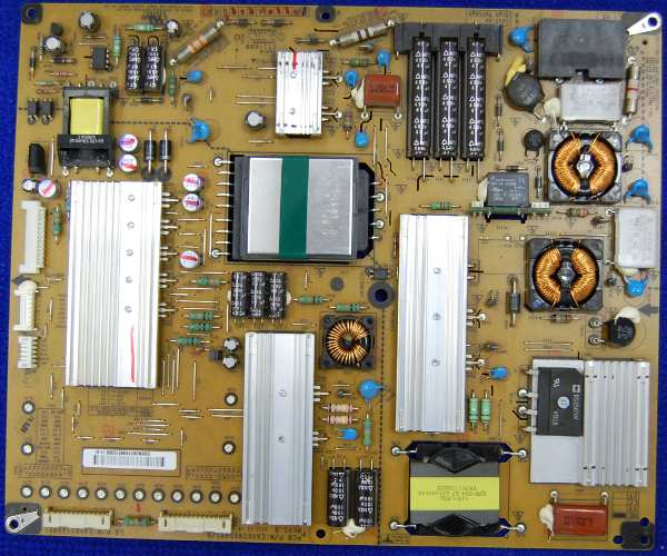 Power Supply Board EAX62865401/8 EAY62169801 от телевизора LG 42LW575S-ZC