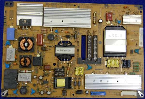 Power Supply Board EAX62865601/8 от телевизора LG 32LV2500-ZG, 32LV370S-ZB, 32LW575S-ZC