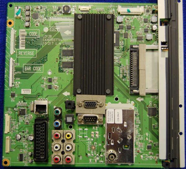 Main Board EAX63557704 (0) EBR73063503 от телевизора LG 42LV3700-ZC