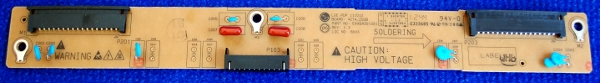 Z-Sub Board EAX64301301 от телевизора LG 42PA4510
