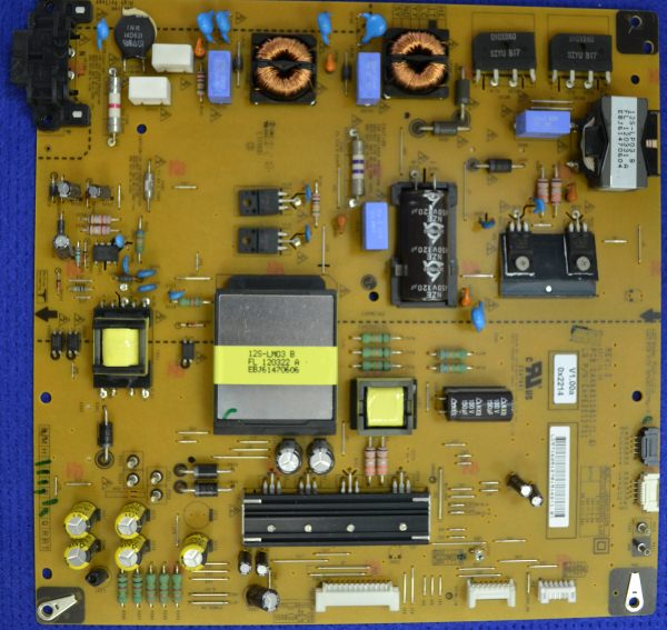 Power Supply Board EAX64310401 (1.4) EAY62512701 от LG 47LM620S