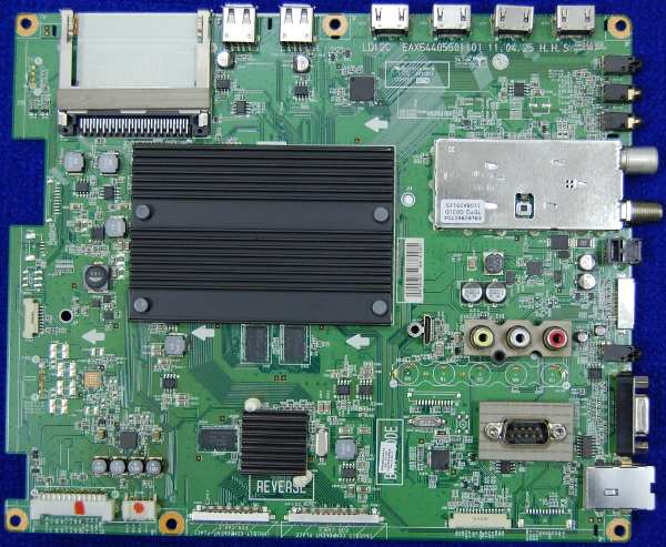 Main Board EAX64405501 (0) EBR73503603 от телевизора LG 42LW575S-ZC